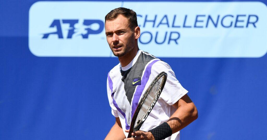 Roman Safiullin at Prague in 2020