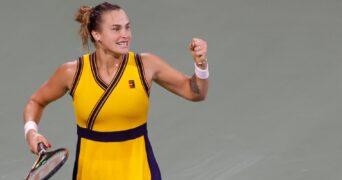 Sabalenka - US Open QF