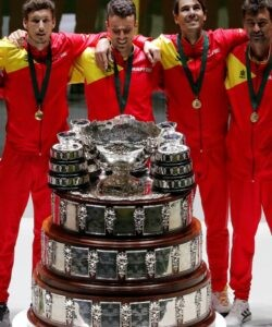 Spain Davis Cup win 2019