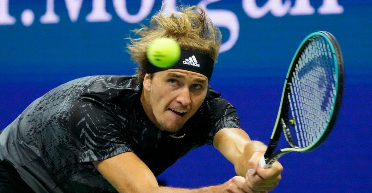 Zverev - US Open (1)