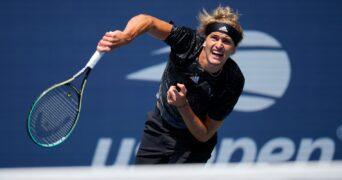 Zverev - US Open