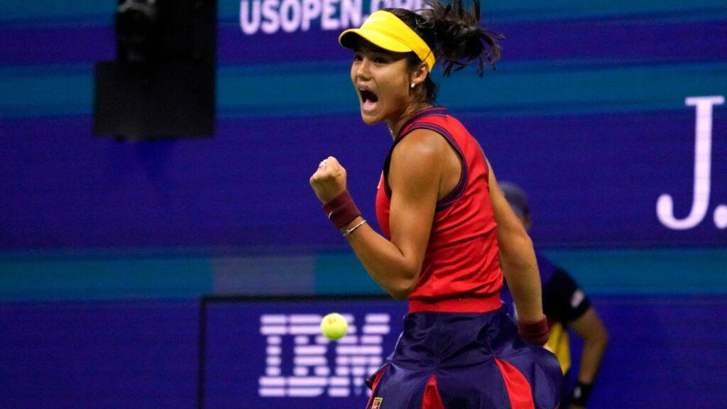 Emma Raducanu - US Open