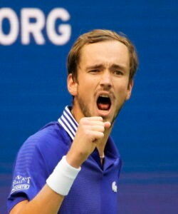 Daniil Medvedev, US Open 2021