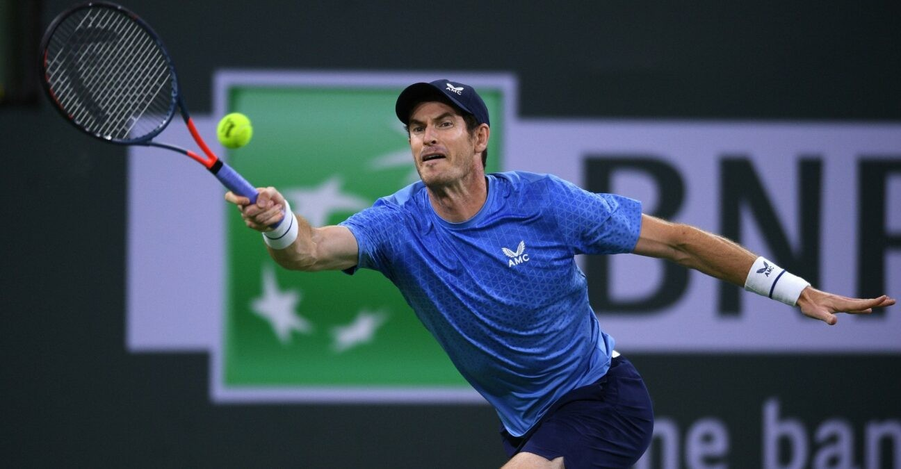 Andy Murray, Indian Wells 2021