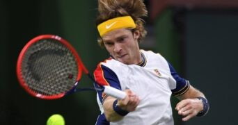 Andrey Rublev, Indian Wells 2021