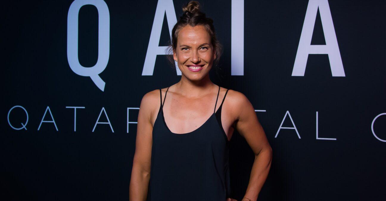Barbora Strycova, Qatar 2020