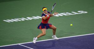 Bianca Andreescu, Indian Wells 2021