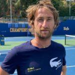 Gilles Cervara en octobre 2021