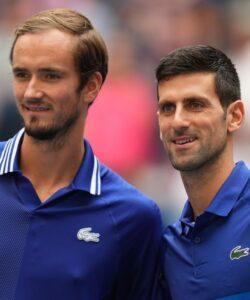 Novak Djokovic, Daniil Medvedev, US Open 2021