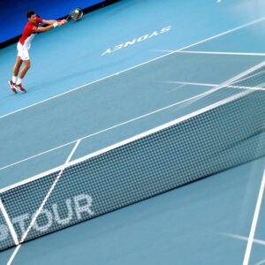 Novak Djokovic, ATP Cup 2021