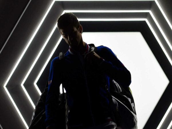 Novak Djokovic, Accor Hotels Arena