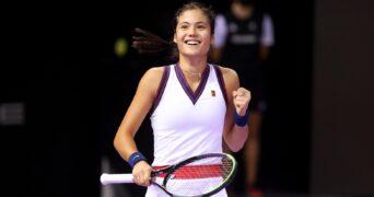Emma Raducanu Transylvania Open 2021
