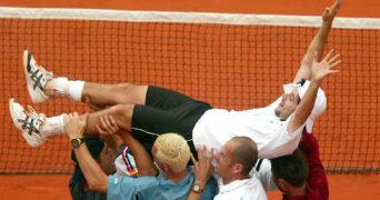 Sébastien Grosjean, 2002, Davis Cup