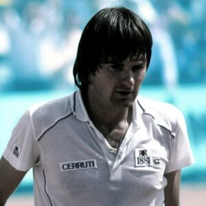 Jimmy Connors OTD 17-10-2021