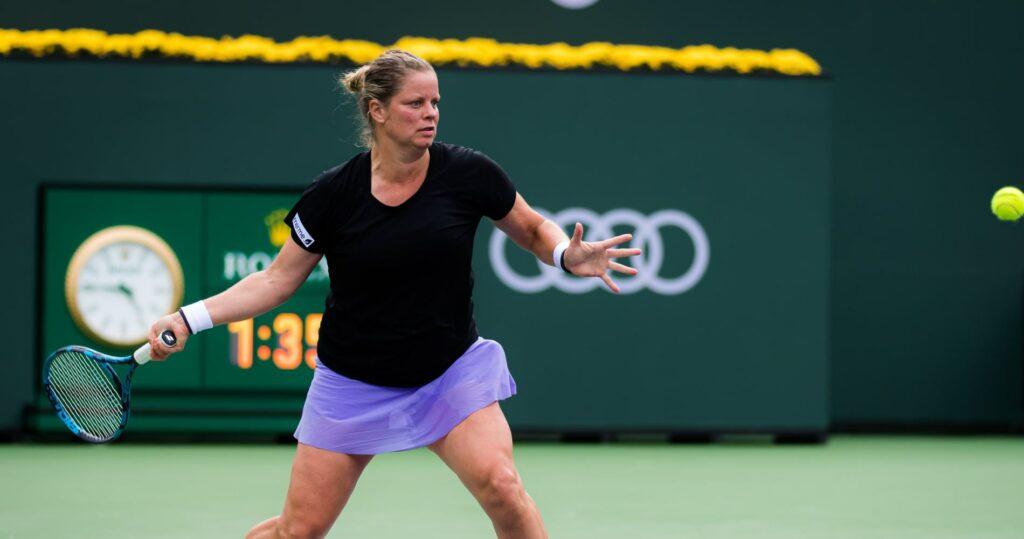 Kim Clijsters Indian Wells 2021