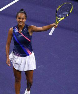 Leylah Fernandez, Indian Wells 2021
