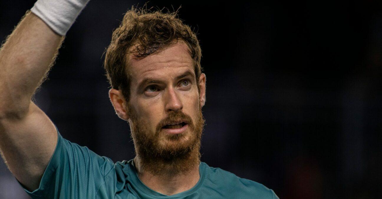 Andy Murray à San Diego en 2021