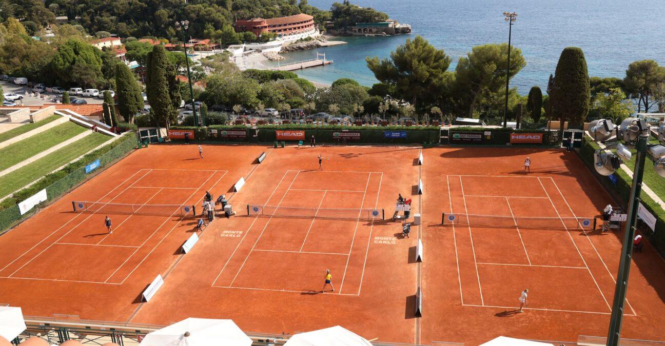 Monte-Carlo Country Club, Tennis Europe, 2021