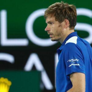 Nicolas Mahut ATP Cup 2021