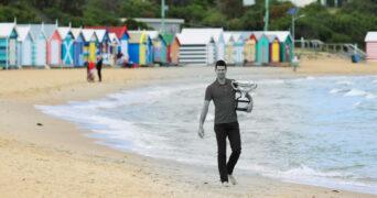 Novak Djokovic, Melbourne 2021
