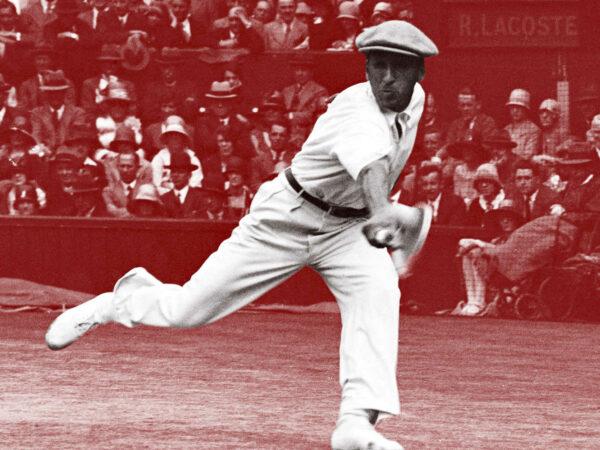René Lacoste, Wimbledon 1928
