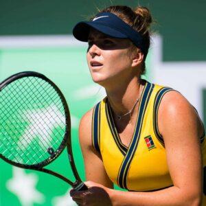 Elina Svitolina 2021 Indian Wells