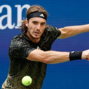 Stefanos Tsitsipas US Open 2021
