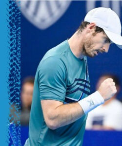 Andy Murray, Vienne 2021