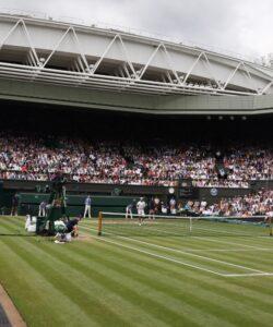 Wimbledon men's final in 2021